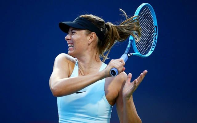 Maria Sharapova: I feel that I entered the game, this is a positive moment