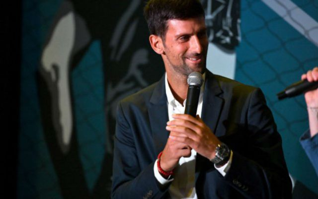 Novak Djokovic: My team is spying on rivals – even potential