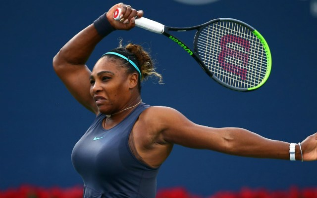Serena Williams: My back was torn with cramps, but I was hoping for a miracle