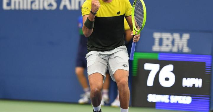 Matteo Berrettini: I think I could go out more often to the net