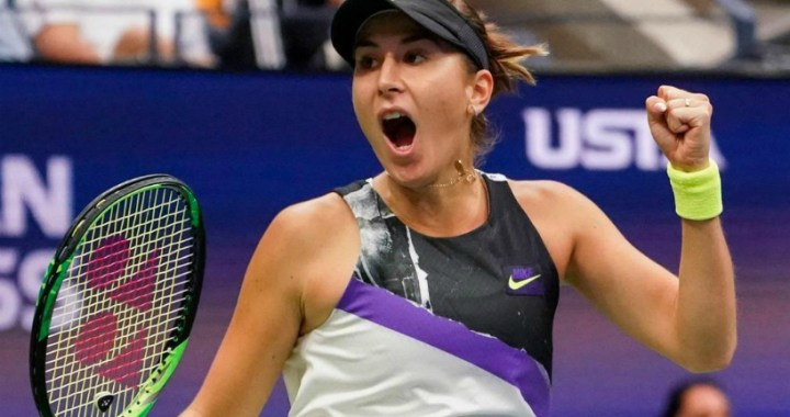 Belinda Bencic: On the court I act instinctively