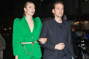 Maria Sharapova published a photo with her boyfriend