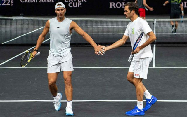 Roger Federer: Nadal's results never surprise me
