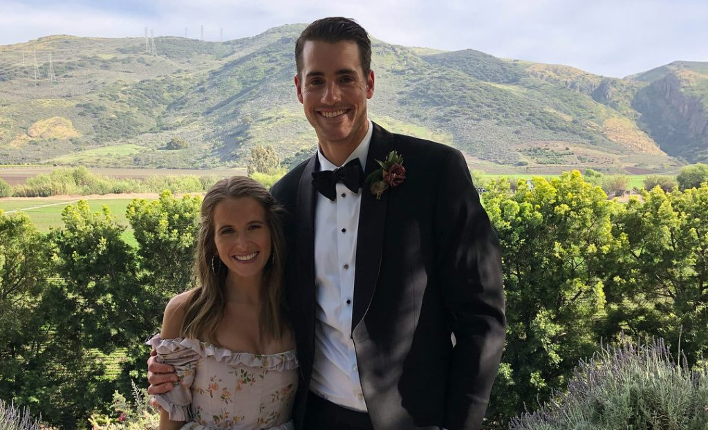 John Isner became a father