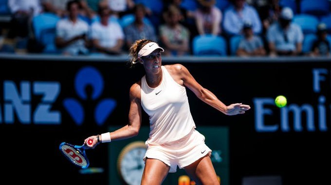 Who is Madison Keys coach in 2021?