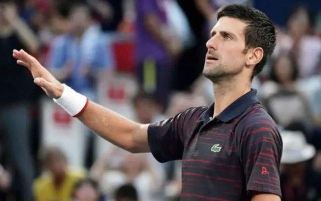 Novak Djokovic: I hope to compete at the Tokyo Olympics