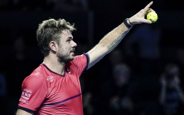 Stan Wawrinka: In Switzerland, completely spoiled journalists
