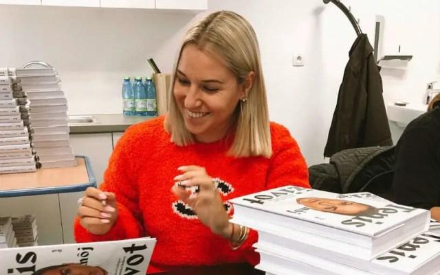 Dominika Cibulkova announced the completion of a career