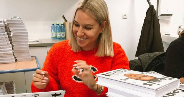 Dominika Cibulkova announced the completion of a career