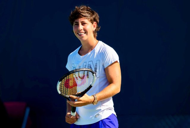 Carla Suarez Navarro: I'm not afraid to stop playing