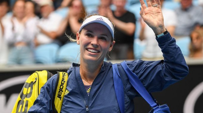 Caroline Wozniacki: At some point the game went too fast