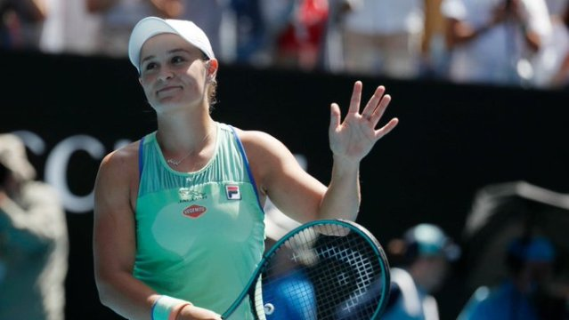 Who is Ash Barty coach?