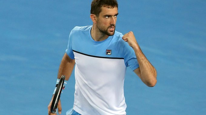 Marin Cilic became a father