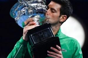 Dominic Thiem vs Novak Djokovic – Match Highlights | Australian Open 2020 Final