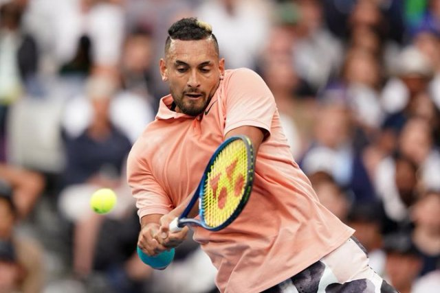 Nick Kyrgios: I really miss my grandmother.