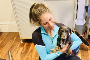 Johanna Konta: I will still sit at home with a guy and a dog