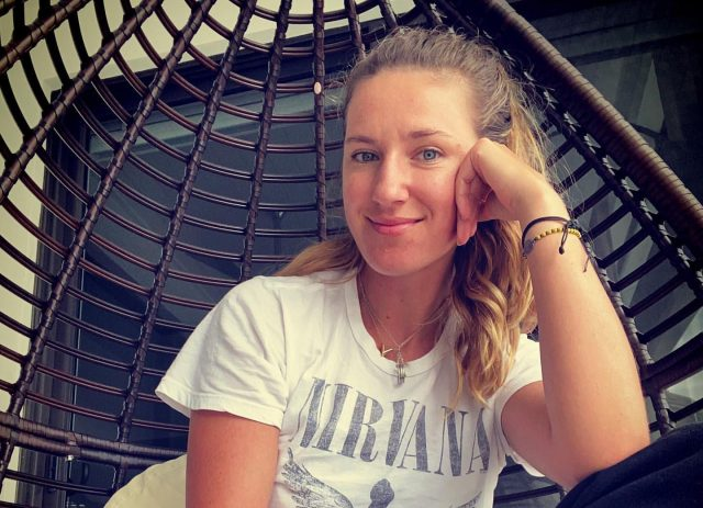 Victoria Azarenka: I wouldn't keep playing if I thought I wouldn't be able to achieve even greater success.