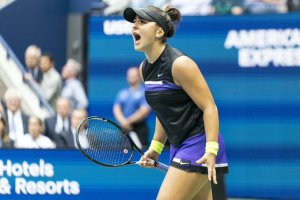 Bianca Andreescu: I want to beat Serena's record.