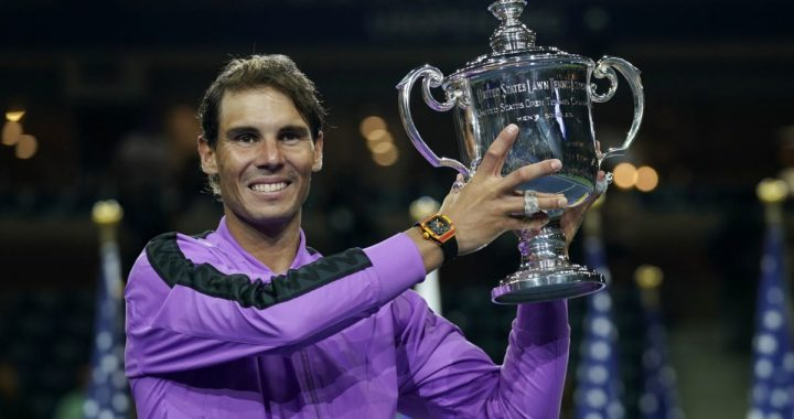 Rafael Nadal: Decided to follow the call of my heart.