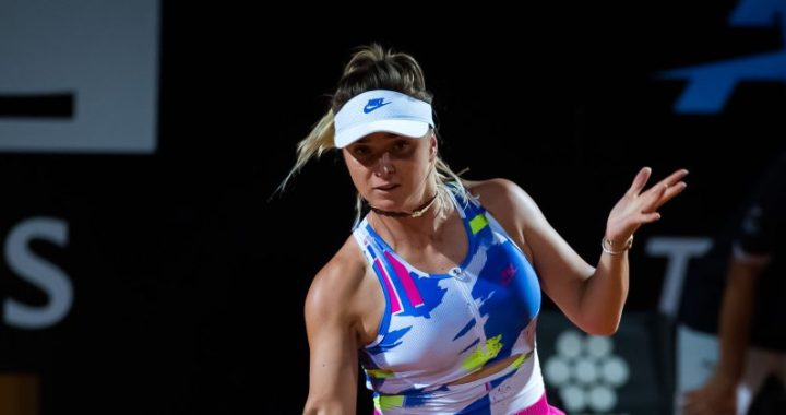 Elina Svitolina: Switching between tournaments is not so easy