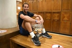 Rafael Nadal: If we focus on Novak and Roger, we won't win.