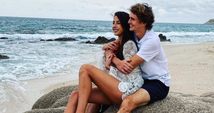 Alexander Zverev will become a father in 2021