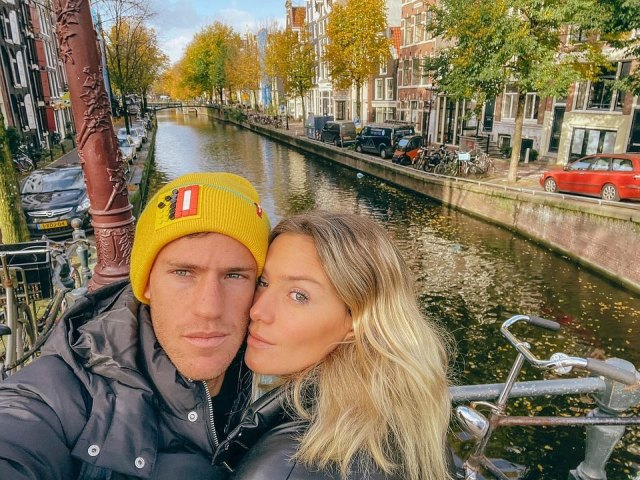 Who is Diego Schwartzman Girlfriend?