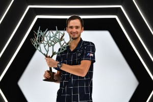 Daniil Medvedev: I would like to play with Rublev in the ATP finals