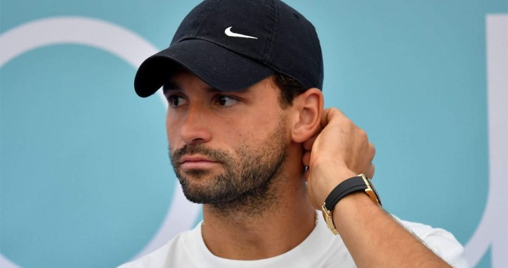 Grigor Dimitrov: It is impossible to prepare properly for the Majors in complete isolation