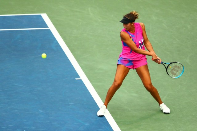 Who are Madison Keys Parents?