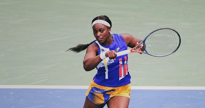 Sloane Stephens has reported the loss of a loved one.