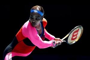Serena Williams: Everyone always plays tough against me