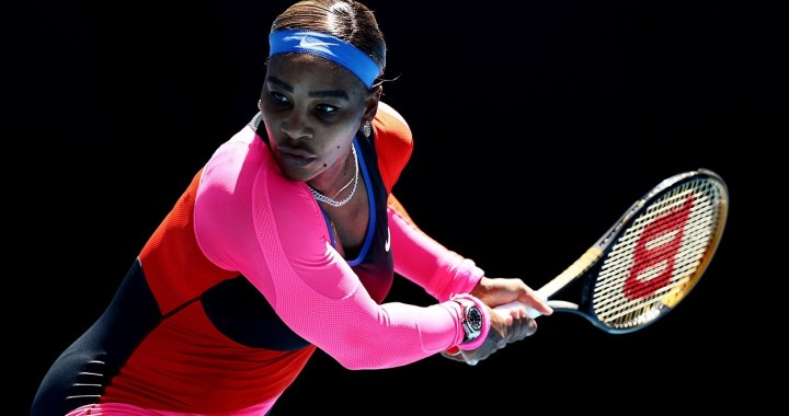 Serena Williams: Everyone always plays tough against me