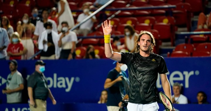 ATP Acapulco | Stefanos Tsitsipas: Didn't know what to expect from Benoit Paire