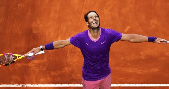 Novak Djokovic vs Rafael Nadal |ATP Rome 2021 Final Highlights