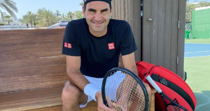 Roger Federer: I want to get back on the court