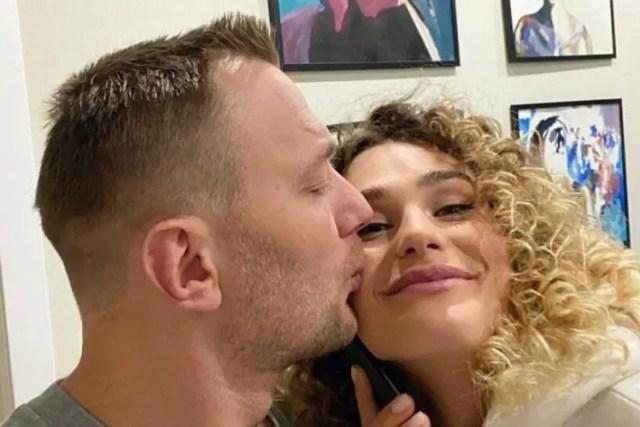Aryna Sabalenka with boyfriend