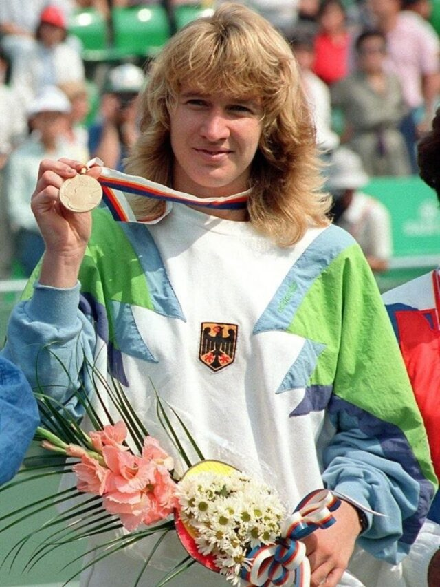 How Steffi Graf collected the Golden Slam in 1988