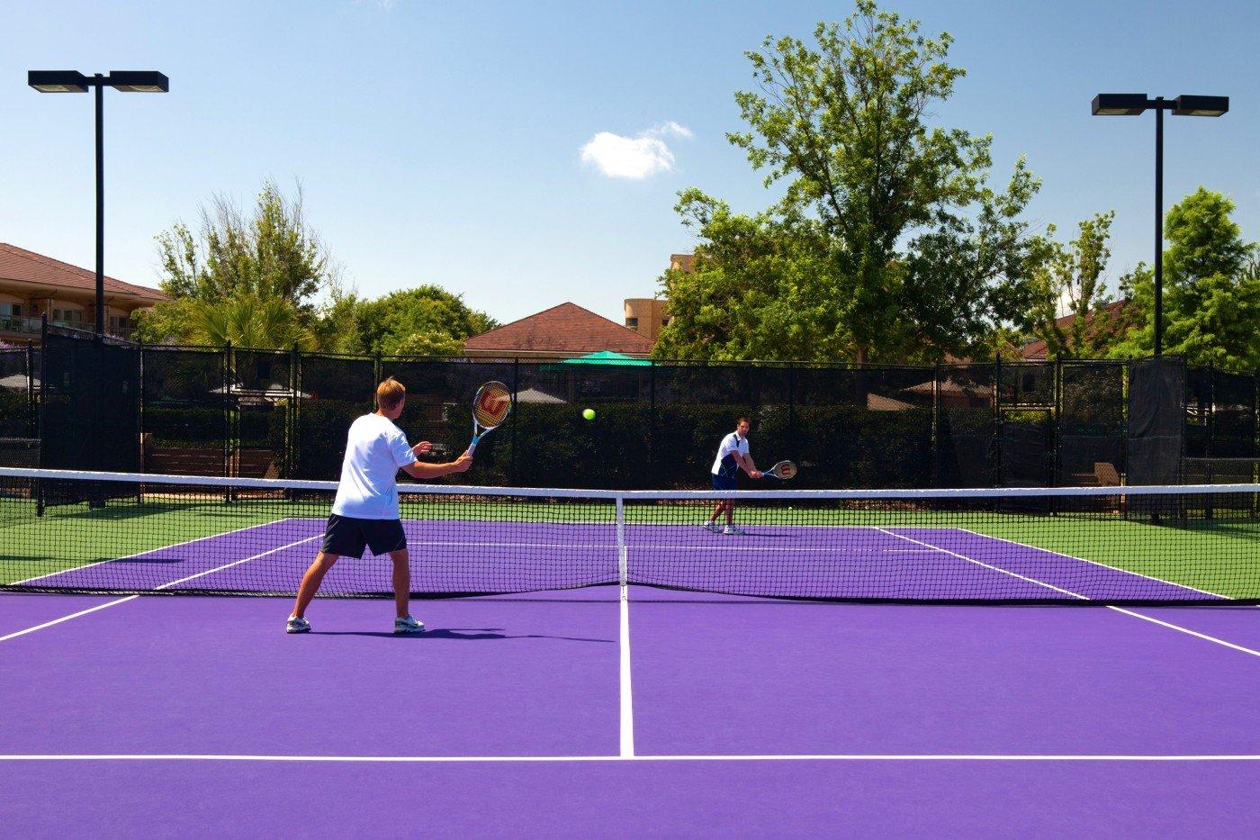 Tennis at Four Seasons Resort and Club Dallas at Las Colinas