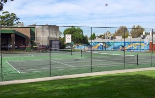 Australia Oz Tennis Leagues-Summer-Hill-Tennis-Courts-Sydney