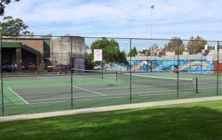 Australia Oz Tennis Leagues-Summer-Hill-Tennis-Courts-Sydney