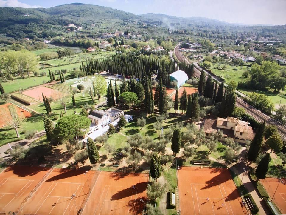 Tuscan Tennis Florence