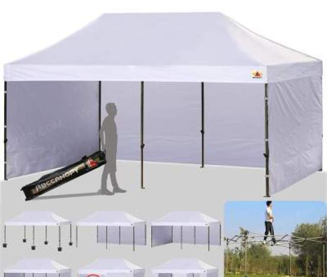 Abccanopy  Ez Pop Up Canopy Tent