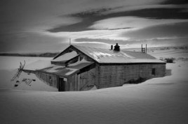 Scott's Cape Evans hut (Nov 2011)