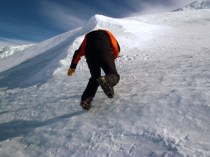 Ice survival training (Nov 2011)