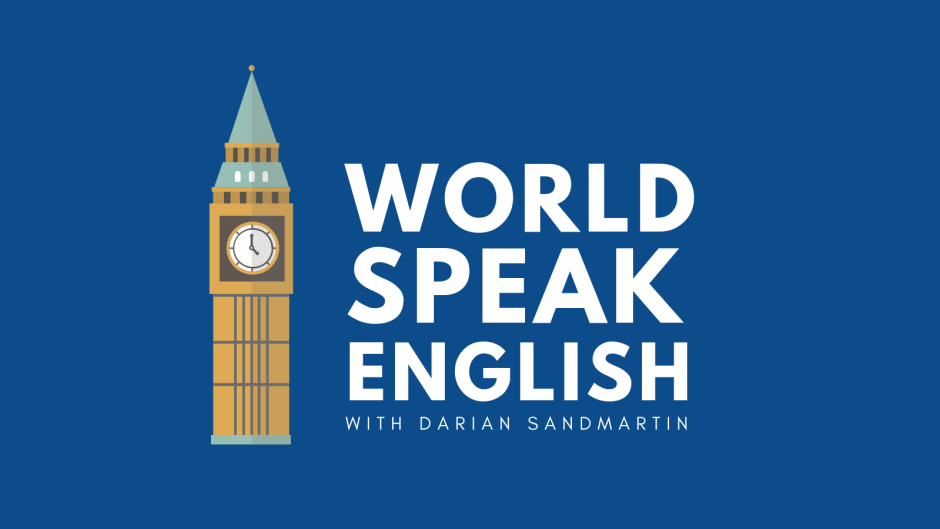 World Speak English podcast