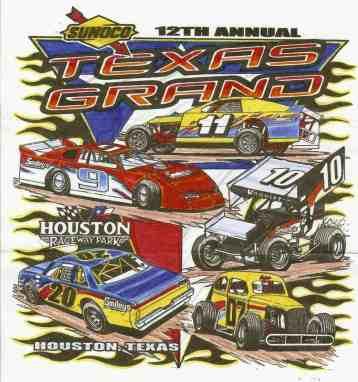 2007 Texas Grand Tee-Shirt