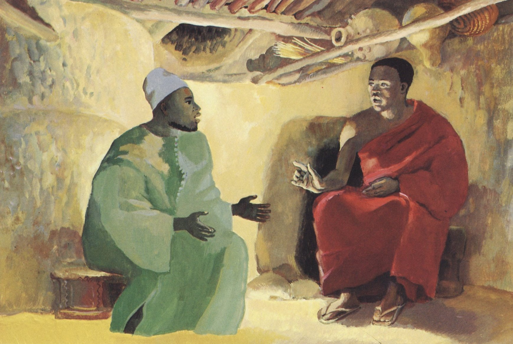 The Story Of Nicodemus The Text In Context