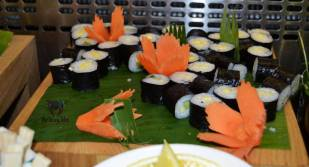 Flavors on Two Friday Brunch Towers Rotana Sheikh Zayed Road Dubai Review International Buffet with drinks (19)
