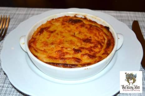 Brasserie Quartier St Regis Dubai business lunch review French fine dining (10)